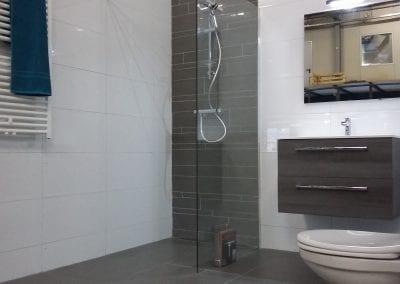 badkamer 3D gerealiseerd